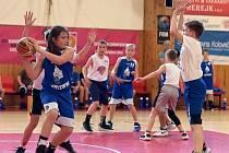 Mladí basketbalisté dvakrát porazili Domažlice.