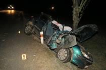 Automobilová nehoda u Petroviček