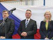 Oslavy osvobození v Sušici 2014
