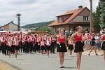 Oslava 140 let hasičů ve Švihově.