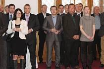 Vyhlášení Provozovny roku 2018 v Klatovech.