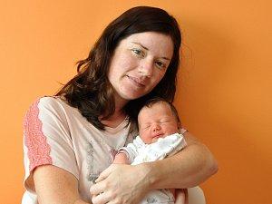 Anežka Korchová z Horažďovic (3060 g) se narodila ve strakonické nemocnici 11. května v 13.32 hodin. Na holčičku se těšili rodiče Gabriela a Martin i bráška Hynek (3).