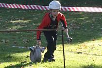 Mladí hasiči bojovali v Předslavi.