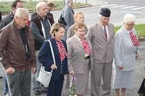 Připomenutí 95. výročí vzniku Československé republiky v Klatovech
