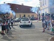 V sobotu se na Horažďovicku jela 38. Rally Pačejov.