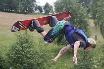 3. ročník Harakiri water jump opening na Samotách