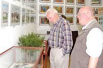 Výstava ve Velkém Boru