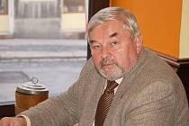 Předseda Českého svazu včelařů Luděk Sojka.