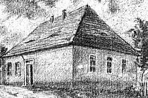 Stará vřeskovická škola – rodiště J. F. Urbana