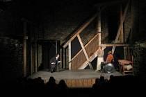 Představení Hamlet na Kašperku