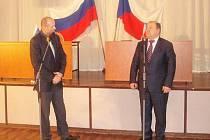 Delegace z Klatov navštívila Polevskoj