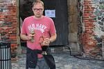 Natáčení filmu ve Švihově