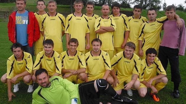 Nováček IV. třídy, skupiny B FK Budětice 2012.