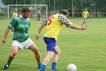 Fotbalový turnaj ve Svéradicích