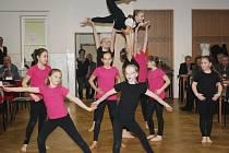 Ples města Plánice 2015.