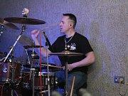 Skupina Kečup v music klubu U Košile v Klatovech.