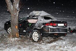 Smrtelná nehoda 26letého vozíčkáře nedaleko Janovic nad Úhlavou na Klatovsku.