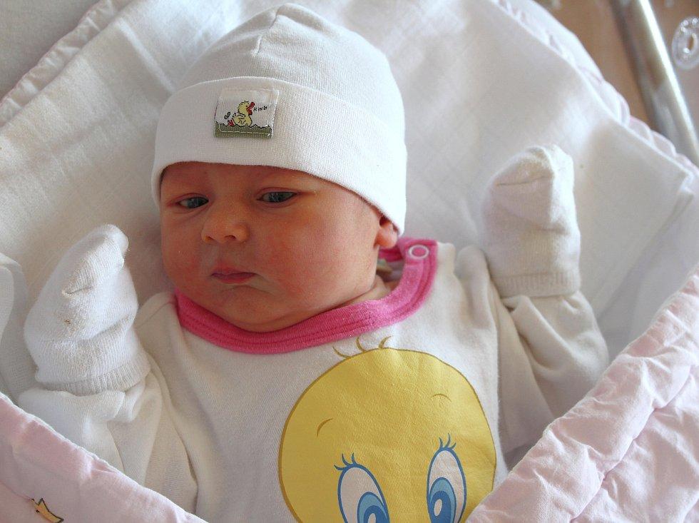 Nikol Tlustá z Chlumčan se narodila v plzeňské FN na Lochotíně 2. září ve 2:17 hodin (3350 g). Rodiče Lucie a Jan znali pohlaví svého druhorozeného miminka předem. Na malou sestřičku doma čekal Daniel (2).