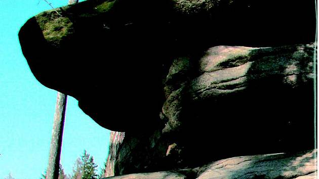 Kameny ve Slatině