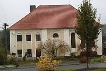 Židovská synagoga ve Slatině