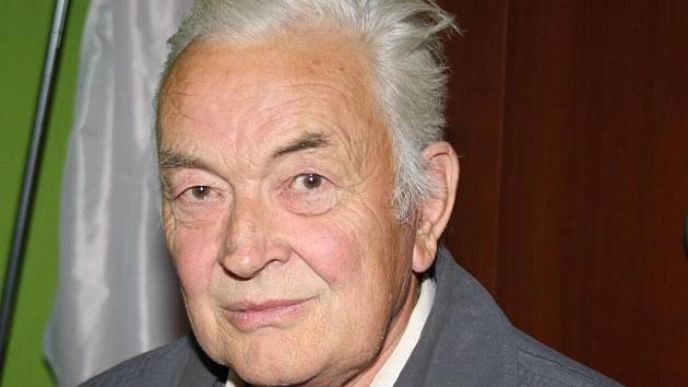 Zastupitel obce Slatina Václav Ladman