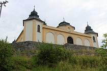 Kaple Anděla Strážce v Sušici.