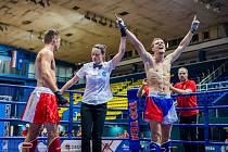 LUBOŠ VANKA triumfoval na hrách v chorvatském Záhřebu. Ve finále udolal soupeře z Ruska.
