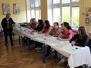 Komunální volby 2018 na Klatovsku - Horažďovice, okrsek č. 3, ZŠ Blatenská