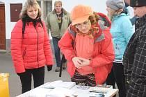 Silvestrovský pochod v Podmoklech