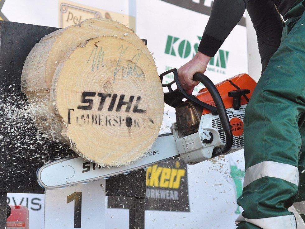 Timbersports 2014 v Sušici