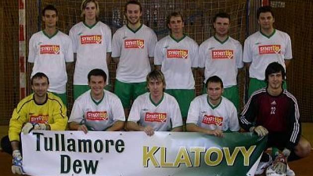 Do bojů extraligy Plzeňského kraje se dnes pustí reprezentanti města pod Černou věží, tým Tullamore Dew Klatovy.