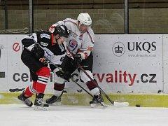 Hokej, krajská liga: Klatovy B - Chotíkov