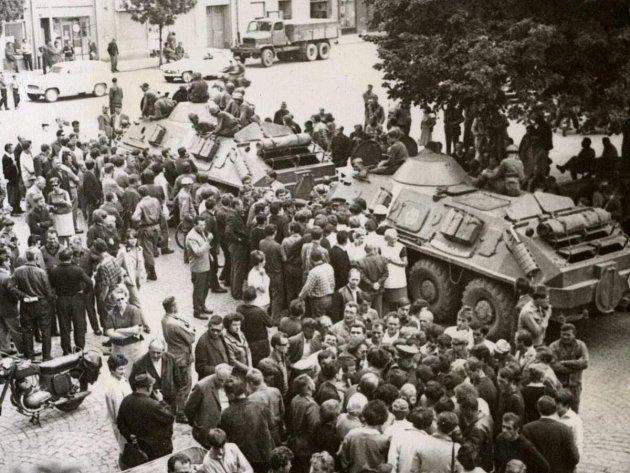 Sušice 1968