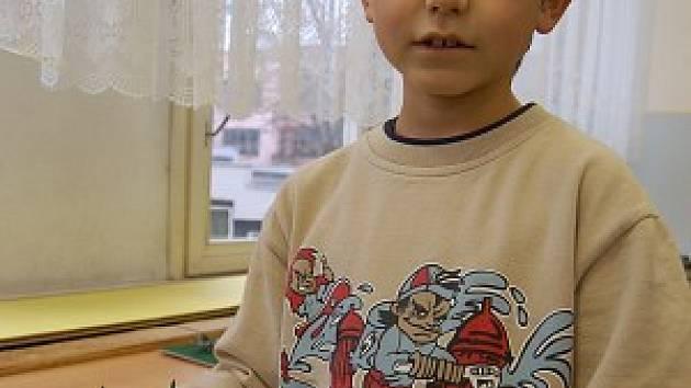 Petr Němec z Mariánských Lázní.