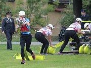 Pošumavská hasičská liga v Lubech.