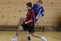 Rozlučkový turnaj TJ Sokol Mochtín s rokem 2013.