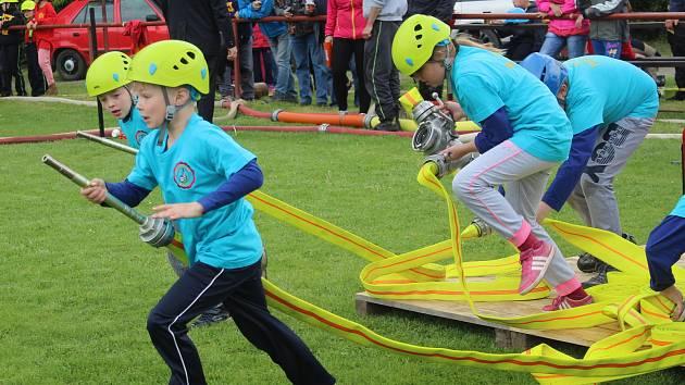 V Pačejově se konalo v sobotu 20. května závěrečné kolo hry Plamen.