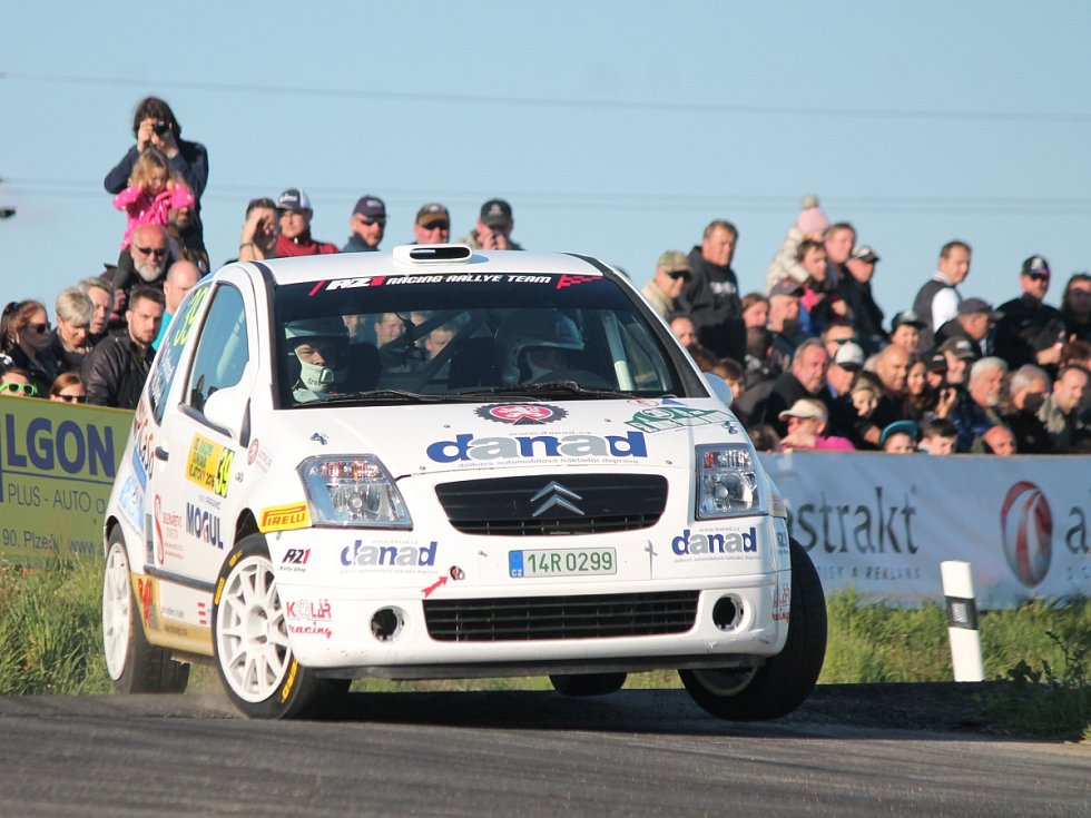 RZ1 51. Rallye Šumava Klatovy.