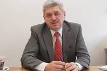 Ředitel a předseda představenstva Klatovské nemocnice František Lešundák