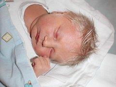 Tommy Englmaier z Horažďovic (3520 gramů, 49 cm) se narodil v klatovské porodnici 27. července v 9.13 hodin. Rodiče Jana a Martin věděli dopředu, že Filípek (6) bude mít brášku.
