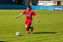 Ondřej Mareš: V týmu jsme neměli gólmana, tak jsem se přesunul do branky.