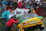 Historic Vltava Rallye 2017: Klatovský okruh