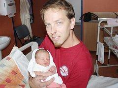 Viktorie Kollerová z Klatov (2990 gramů, 49 cm) se narodila v klatovské porodnici 19. června v 11.03 hodin. Rodiče Markéta a Tomáš přivítali svoji očekávanou prvorozenou dcerku na svět společně.