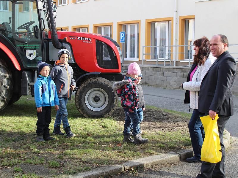 Oslavy 145. výročí Střední školy zemědělské a potravinářské Klatovy.