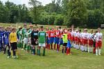 Turnaj mladších žáků v Pačejově.