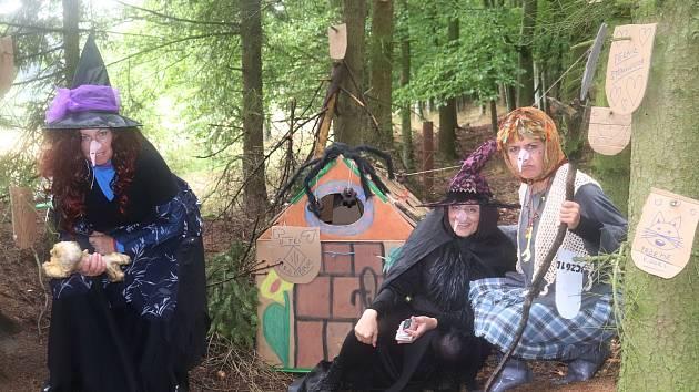 Jubilejní 20. pohádkový les ve Štěpánovicích u Klatov