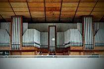 Varhany jsou v klatovském kostele od 60. let minulého století.