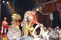 Sobotní ples v klatovském kulturním domě