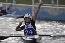 MS ve vodním slalomu juniorů a U23 2016