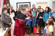 Velikonoční prohlídky na starém czerninském zámku v Chudenicích